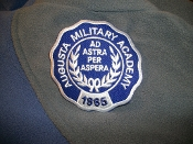 AMA Uniform Patch