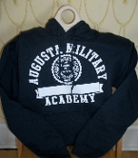 Youth Navy Hoodie