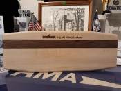 AMA Wood Cutting Board